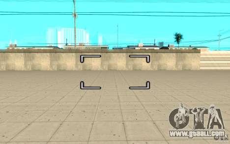 Digicam for GTA San Andreas