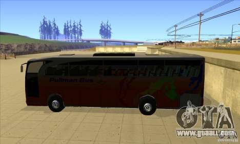 Mercedes-Benz Travego for GTA San Andreas left view