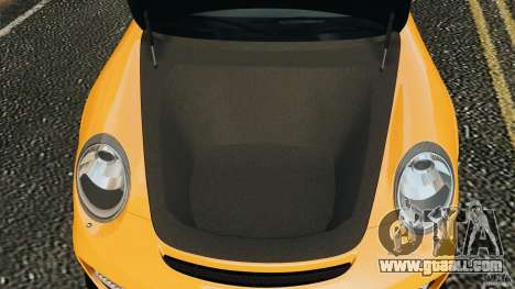 Porsche 911 GT2 RS 2012 v1.0 for GTA 4 bottom view