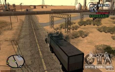 Active dashboard 3.1 for GTA San Andreas sixth screenshot