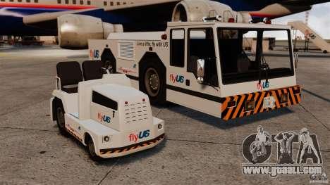 FlyUS Tugs Pack for GTA 4