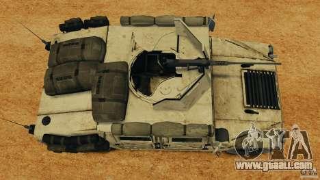 HMMWV M1114 v1.0 for GTA 4 right view