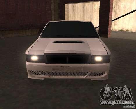Taxi Cabriolet for GTA San Andreas