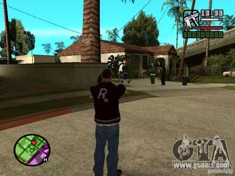 Great Theft Car V1.1 for GTA San Andreas third screenshot