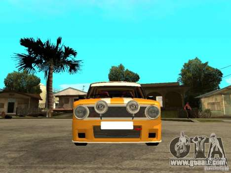 VAZ 2101 Globus for GTA San Andreas right view