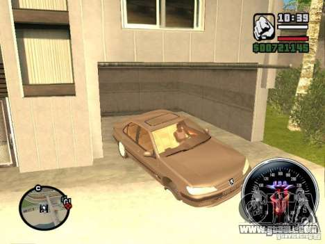 Speed Udo for GTA San Andreas forth screenshot