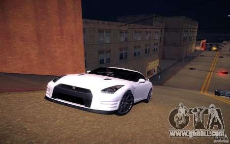 ENBSeries for weaker PC v2.0 for GTA San Andreas sixth screenshot