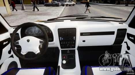 Gaz-3110 Turbo WRX STI v1.0 for GTA 4 right view