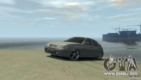VAZ-2112 for GTA 4