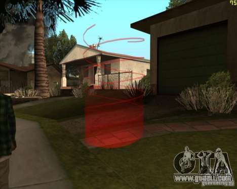 New markers for GTA San Andreas third screenshot