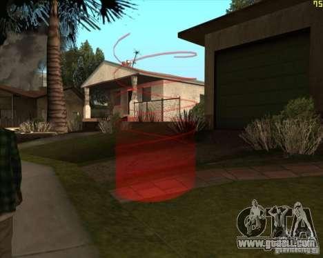 New markers for GTA San Andreas third screenshot
