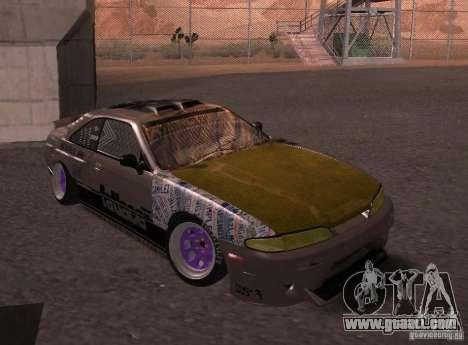 Nissan Silvia S14 Volklinger for GTA San Andreas