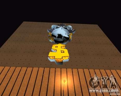 Real New Vegas v1 for GTA San Andreas eighth screenshot