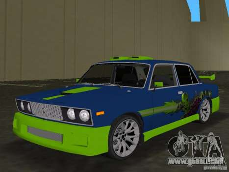 VAZ 2106 Tuning v3.0 for GTA Vice City