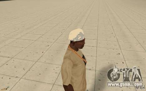Bandana dreamcast for GTA San Andreas second screenshot