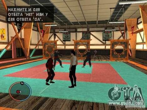 Bruce Lee Skin for GTA San Andreas forth screenshot