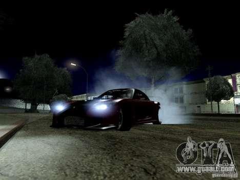 LibertySun Graphics For LowPC for GTA San Andreas third screenshot