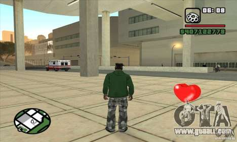First Aid Kits for GTA San Andreas third screenshot