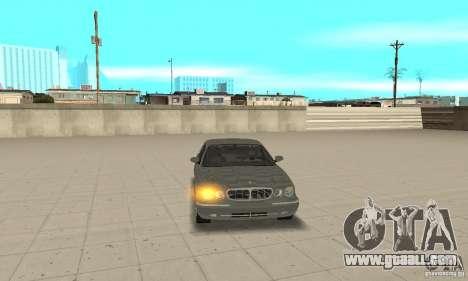 Universal corner lights for GTA San Andreas