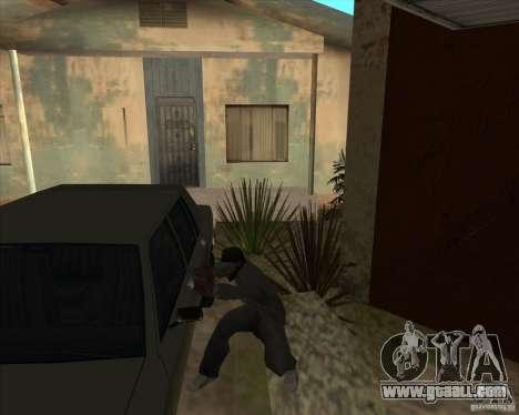 Car in Grove Street for GTA San Andreas eleventh screenshot