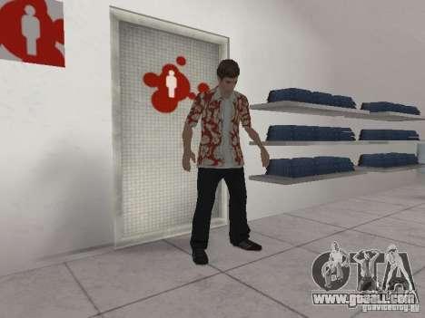Tony Montana for GTA San Andreas third screenshot
