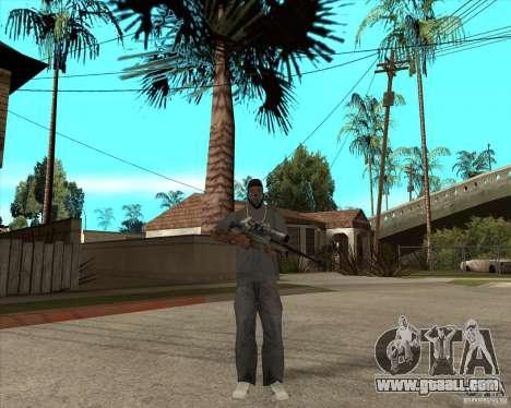 AWP.50 for GTA San Andreas third screenshot