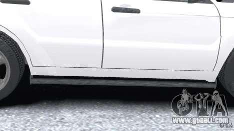 Subaru Forester v2.0 for GTA 4 wheels