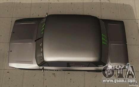 Vaz 2106 Lada Drift Tuned for GTA San Andreas right view