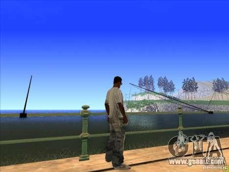 ENBseries v.0.075 v2 for GTA San Andreas third screenshot