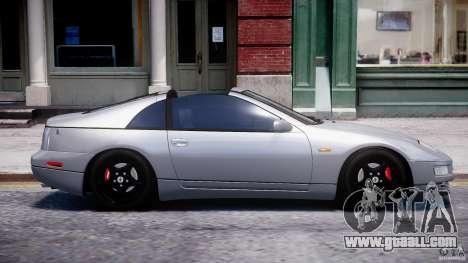Nissan 300 ZX 1994 v1.0 for GTA 4 interior