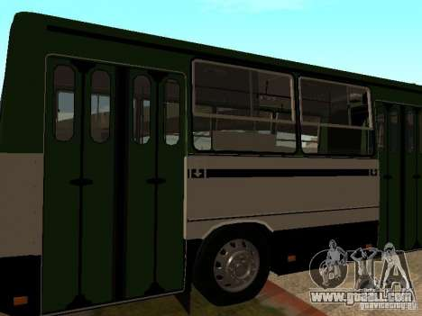 IKARUS 280 33M for GTA San Andreas left view
