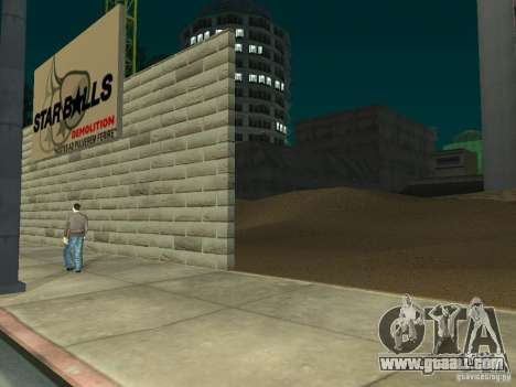 The New Hospital for GTA San Andreas