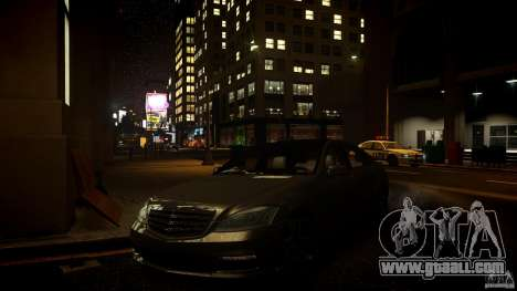 iCEnhancer 2.1 Custom for GTA 4 seventh screenshot