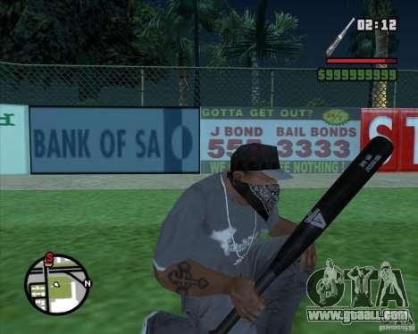 Bat HD for GTA San Andreas