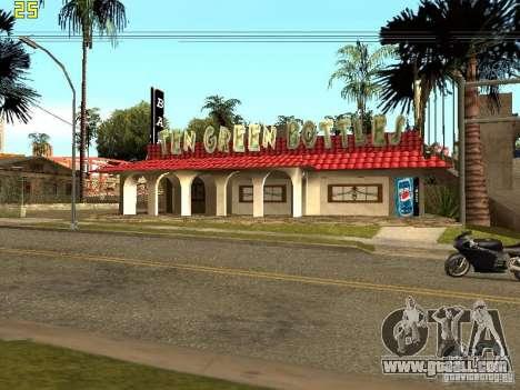 New Bar Ganton v.1.0 for GTA San Andreas