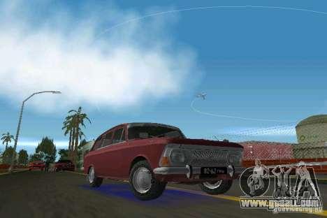 Izh-2125 Kombi for GTA Vice City