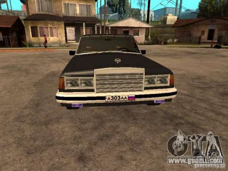 ZIL 41047 for GTA San Andreas left view