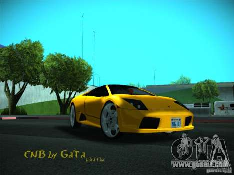 ENBSeries by GaTa for GTA San Andreas