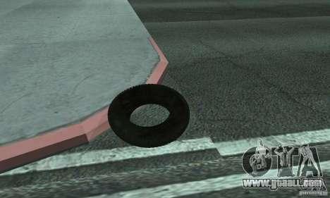 Tires for GTA San Andreas