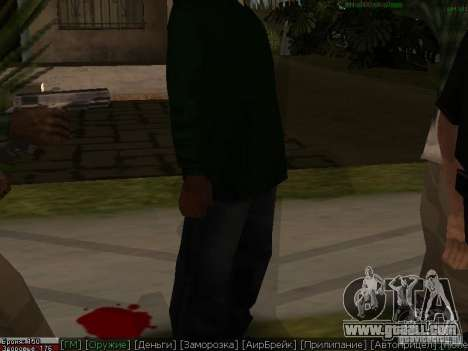 Dope for GTA San Andreas ninth screenshot