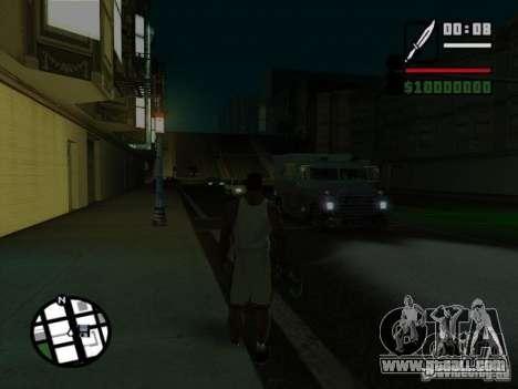 Dream for GTA San Andreas forth screenshot