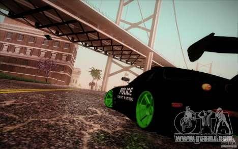 New roads San Fierro for GTA San Andreas third screenshot