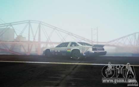San Andreas Graphics Enhancement for GTA San Andreas