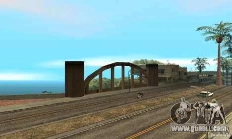 Grove Street 2013 v1 for GTA San Andreas ninth screenshot