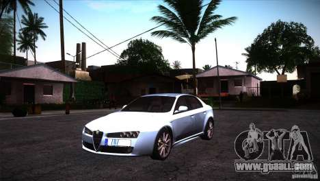 Alfa Romeo 159 Ti for GTA San Andreas