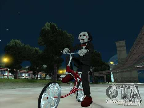 Saw for GTA San Andreas forth screenshot