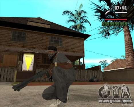 Drobaš for GTA San Andreas second screenshot