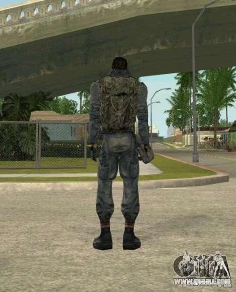 Grouping of Mercenaries from a stalker for GTA San Andreas seventh screenshot