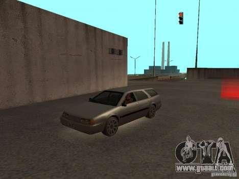 Neon mod for GTA San Andreas forth screenshot