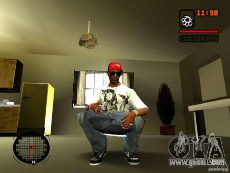 GTA IV Animation in San Andreas for GTA San Andreas sixth screenshot